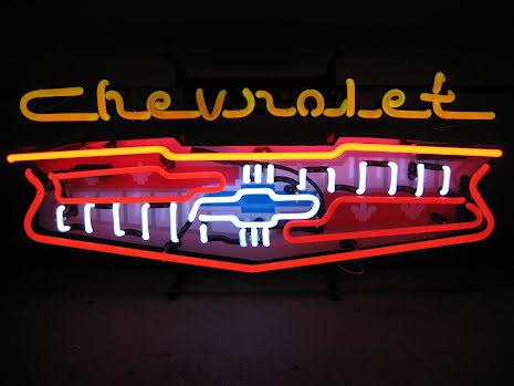 Chevrolet Grill