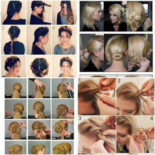 Simple Women Hairstyle Ideas - náhled