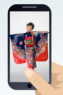 kimono dress 2017 - náhled