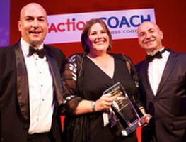 ActionCOACH wins Compare The Financial Market Best UK Business Opportunity Award for 2013