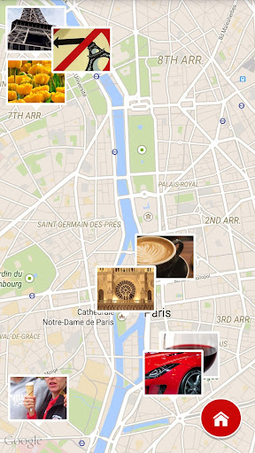 Photo Map 1.057 screenshots 9