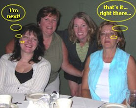 Photo: Cynthia Gillis, Cathy Godin, Christine Kemp, Daisy