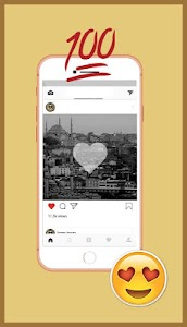 Ca  30 Resultater: King Followers And Likes For Instagram Apk