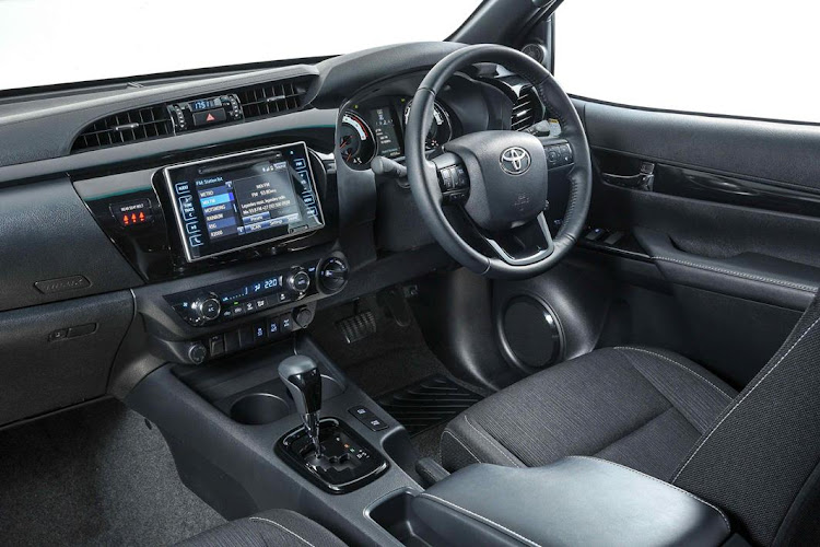 The interior is now available with more kit and more luxury on certain models. Picture: MOTORPRESS