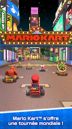 Mario Kart Tour  captures d'u00e9cran 1