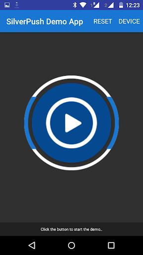 SilverPush Beacon Demo App
