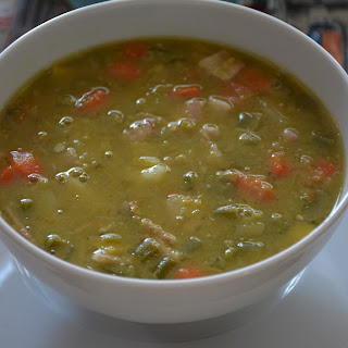 New Style Split Pea Soup