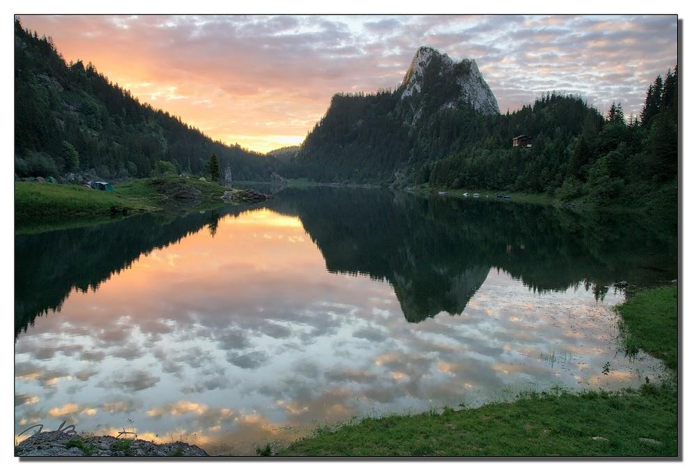 Lac de Taney (Suisse)