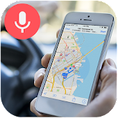 GPS Voice Navigation & GPS Tracker