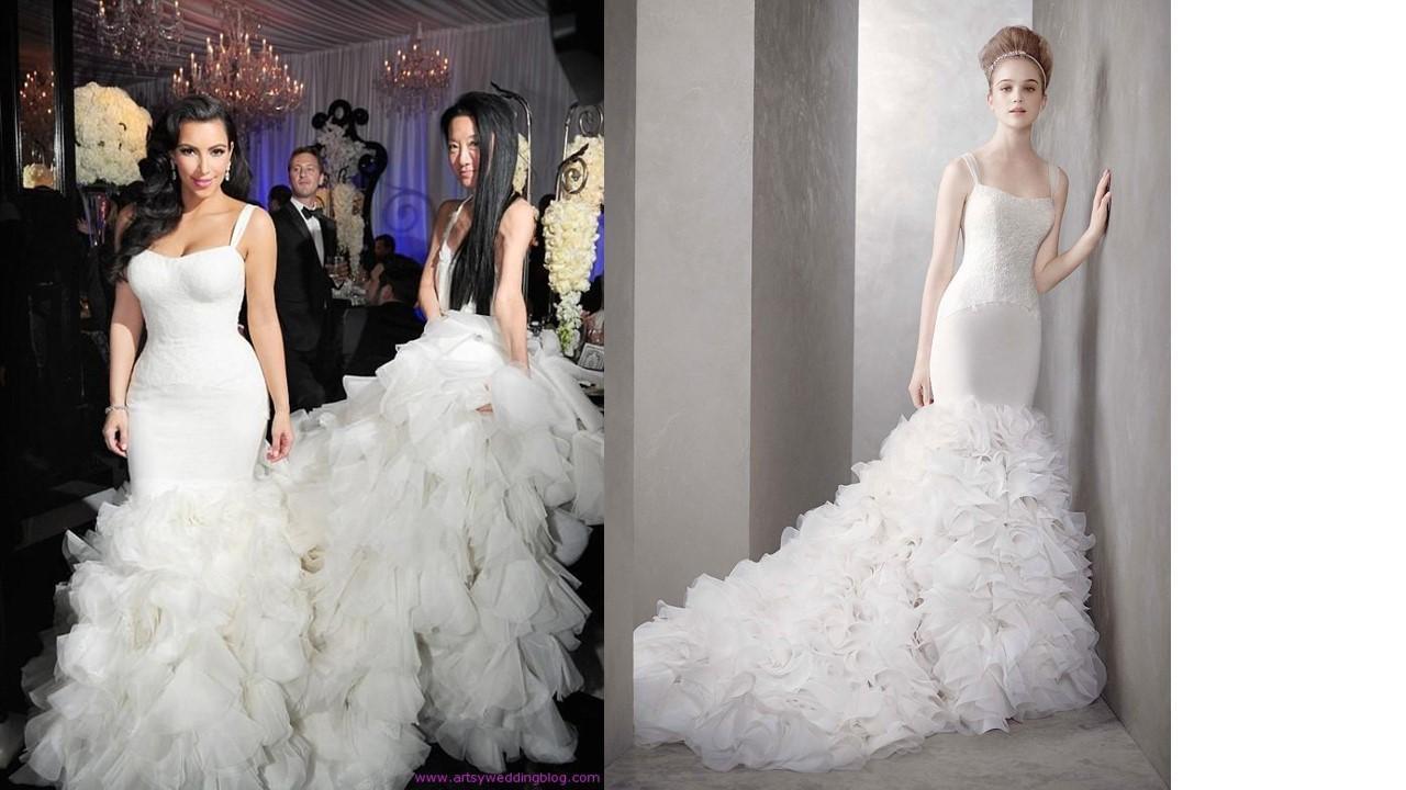 kim kardashian wedding Archives - FashionGrail : FashionGrail