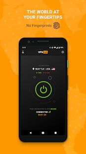 VPNhub Best Free Unlimited VPN - Secure WiFi Proxy Screenshot