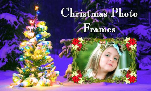 Christmas photo frames new - náhled