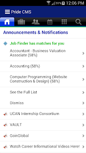 Hofstra University- screenshot thumbnail