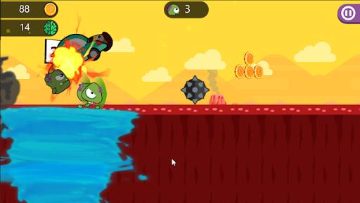 Monster Run: Jump Or Die apkdebit screenshots 4