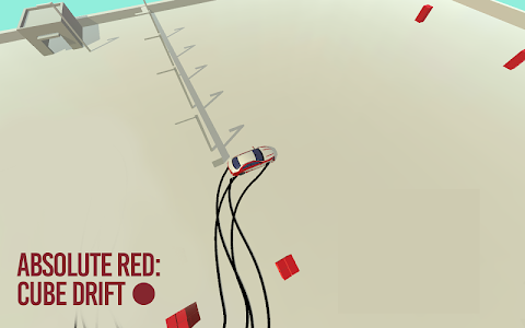 Absolute Red: Cube Drift v1.1