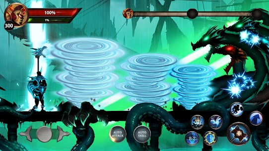 Stickman Legends Mod Apk 2.4.81 (Unlimited Money + Unlocked Skills) 7