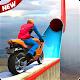Impossible Moto Bike Stunt Racing Tracks (game)