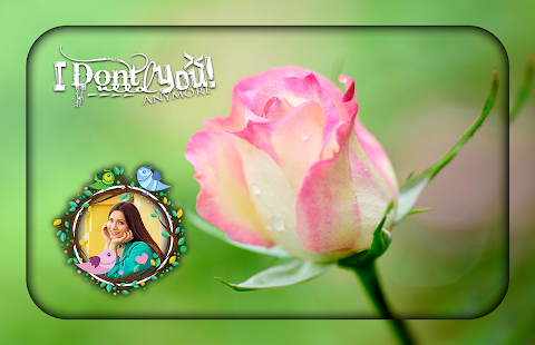Download Pink Rose Photo Frames For PC Windows and Mac apk screenshot 4
