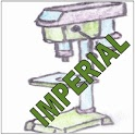 Drill Tool Imperial icon