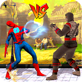 Ultimate Battle Fighting Games Android APK Download Free By 3D Entertainment Game Studios