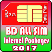 BD All Sim Net Package 2017