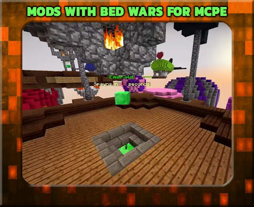Mods with Bed Wars V.1.250 de.gamequotes.net 3