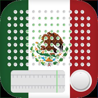 Mexican Radio FM & AM Live