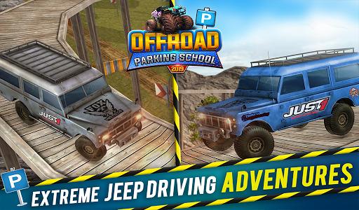 Off road Jeep Parking Simulator: Car Driving Games 1.4 screenshots 5