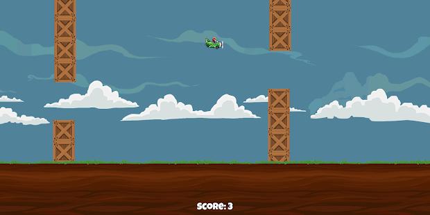 Super Plane 2D - náhled