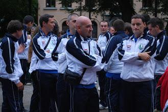 Photo: Part of the Italian Team. Photo:Patric Fransson