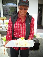 Photo: Und schon wieder ein Dessert