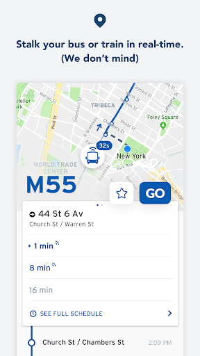 Transit: Real-Time Transit App 5.2.18 screenshots 2