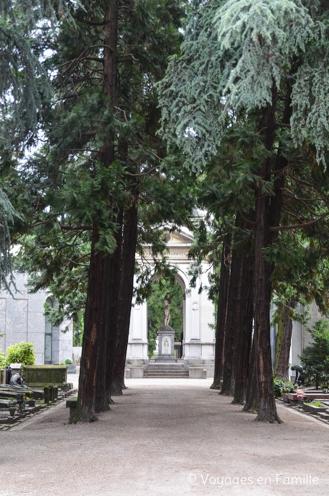 Cimetière Monumental Milan