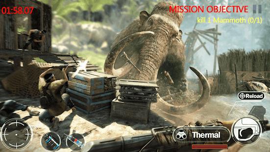 Sniper Shooter: Animal Hunting Ekran Görüntüsü