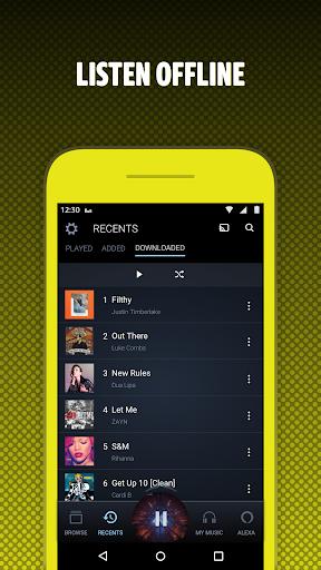 Amazon MP3 screenshot 5