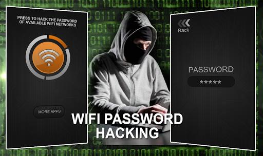 无线网络密码hacker-恶作剧