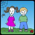 Rita's tales for children icon