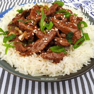 Mongolian Sauce Recipes.