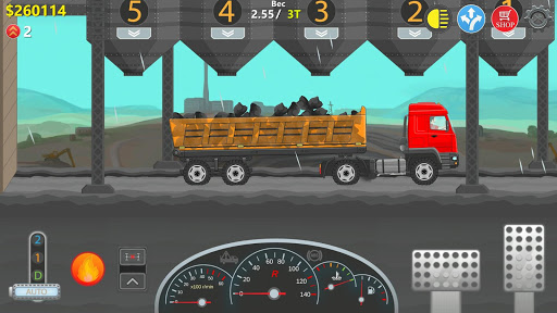 Trucker Real Wheels - Simulator 1.7.1 screenshots 2