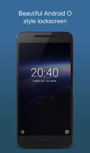 Floatify Lockscreen- screenshot thumbnail