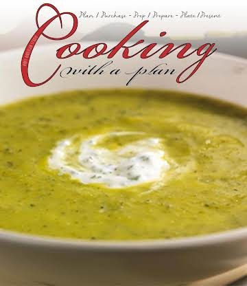 Flavorful Curried Zucchini Soup