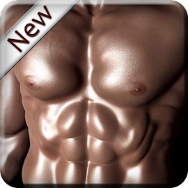 Six Pack Abs on my Photo Editor