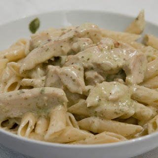 Chicken Pasta With Pesto Sauce Recipes