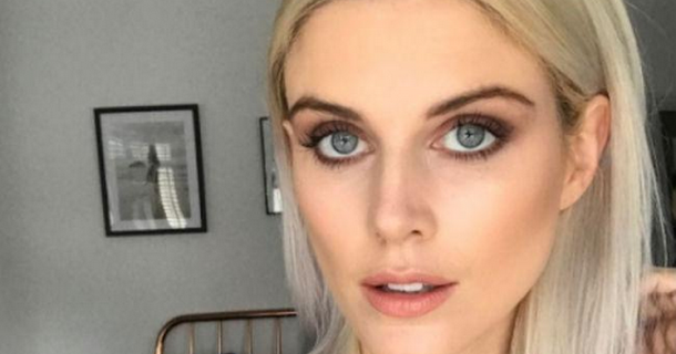 Ashley James reduced to tears by 'sexist' taxi driver
