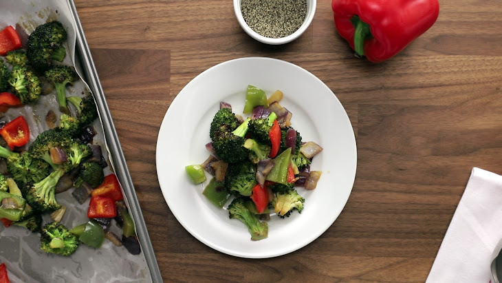 Easy Soy-Glazed Vegetables Recipe