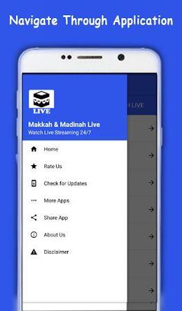Watch Makkah & Madinah Live HD 2.0 screenshot 2092030