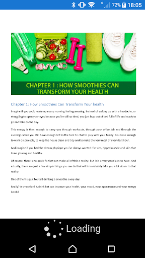 Green Smoothie Cleanse - screenshot