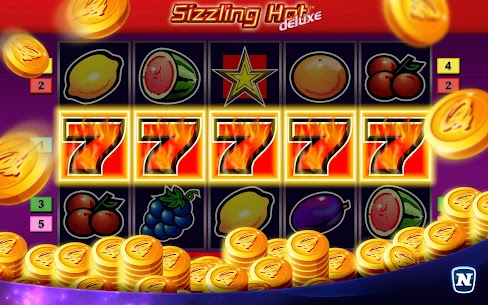 Sizzling Hot™ Deluxe Slot App Latest Version Download For Android and iPhone 6