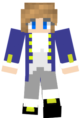 This is again by CampbellGirl2 For people like me (HISTORY NERRRDS) lol Have fun with the skin :P
