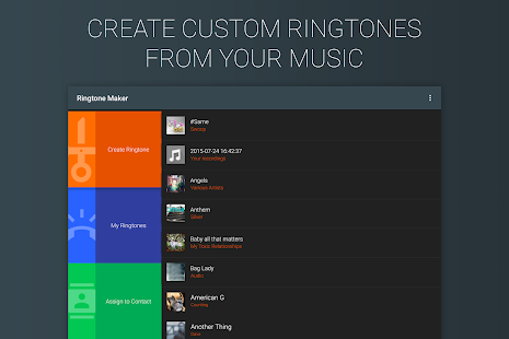 music custom notification ringtone